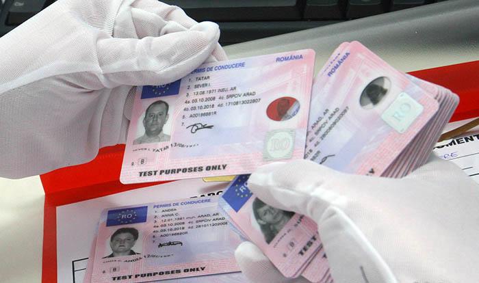 acte necesare pentru obtinerea permisului de conducere